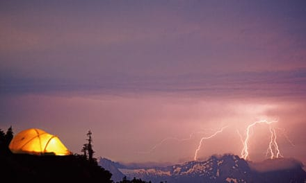 Simple Tips to Stay Safe When Camping During a Thunderstorm