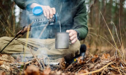 How to Purify Your Water While Camping