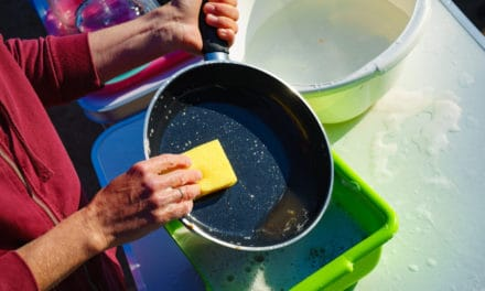 How To Wash Dishes While Camping: A Comprehensive Guide